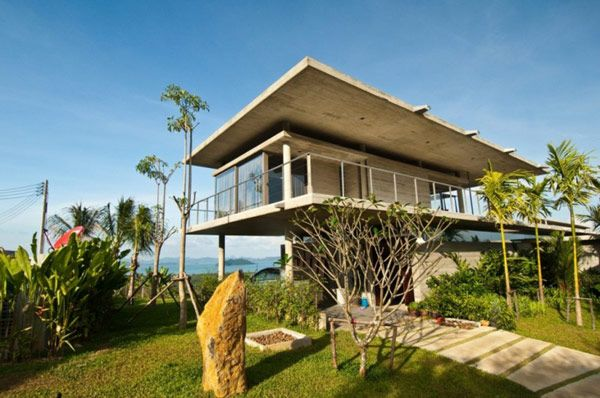 Four Bedroom Villa In Thailand Absorbing An Impressive
