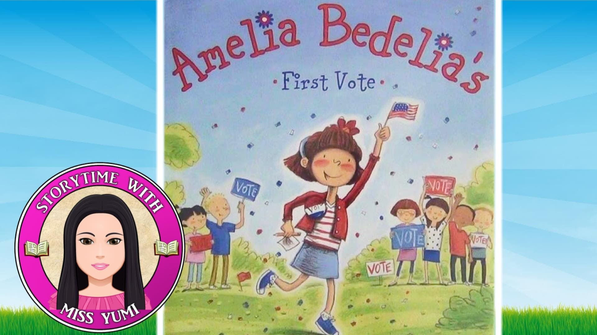 Amelia Bedelia S First Vote By Herman Parish