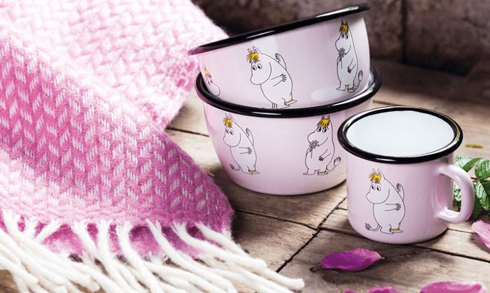 Retro naczynia z Muminkami by Muurla | Garnki, Retro, Naczynia