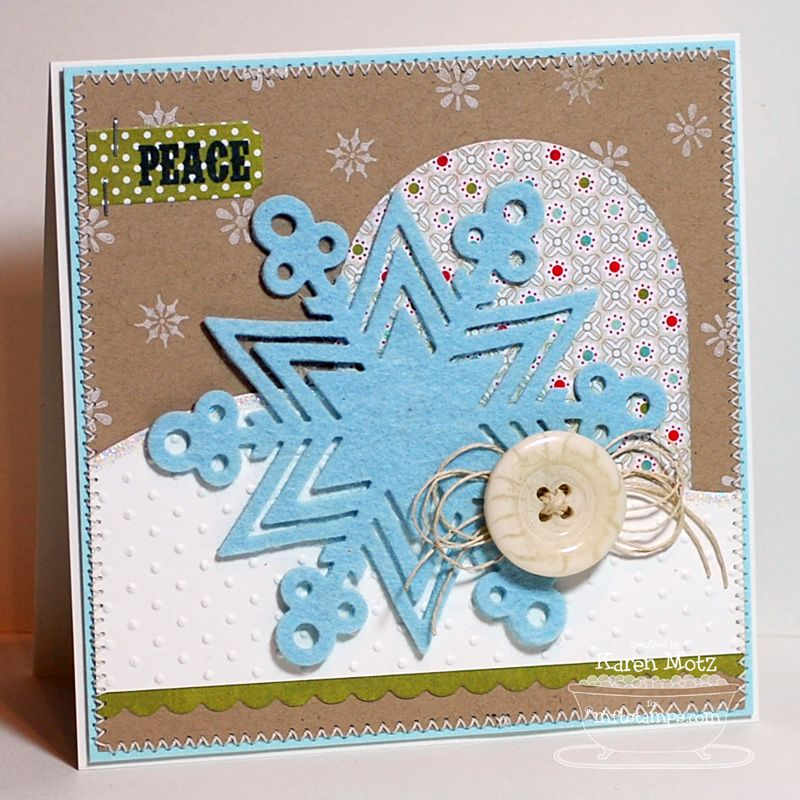Trendy Tuesday – Felt :: Paper Crafter's Library