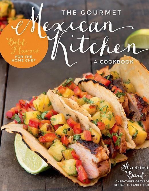 Zapoteca Restaurant   Cook Book