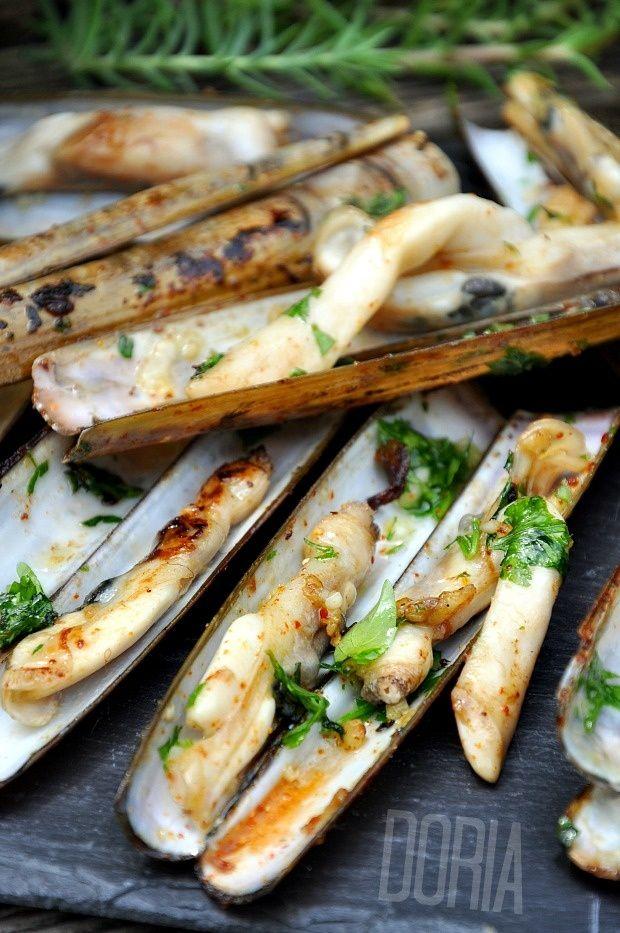 couteaux la plancha cuisine pinterest cuisine poisson fruits de mer et recette poisson. Black Bedroom Furniture Sets. Home Design Ideas