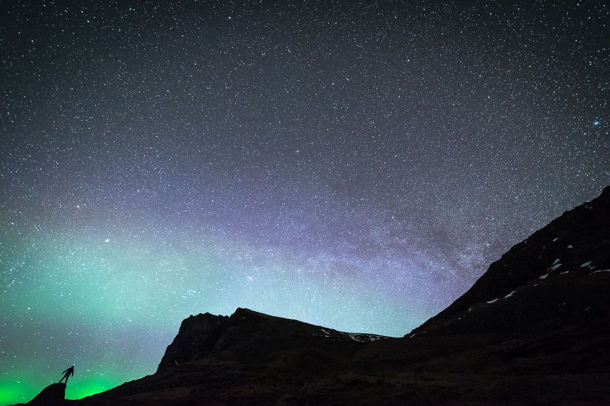 We Traveled 3500km To Sleep In A 5 Billion Star Hotel