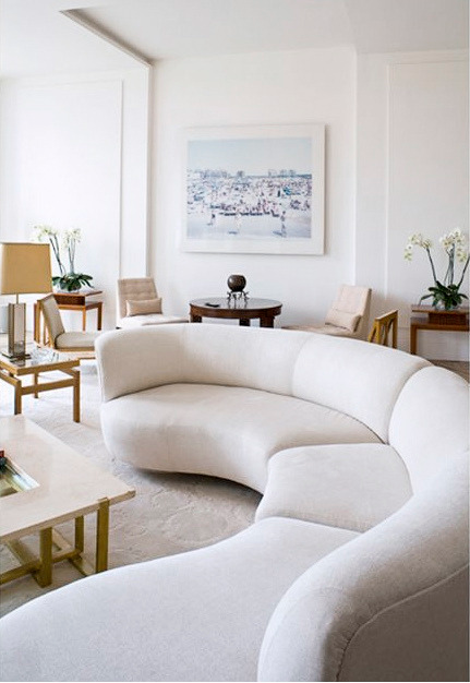Scandinavian Collectors A Parisian Apartment Designed By Pierre In 2020 Couches Living Room Living Room White Sofa Design