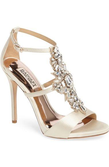 5001d8058 BADGLEY MISCHKA Basile Crystal Embellished Sandal (Women).  badgleymischka   shoes  sandals
