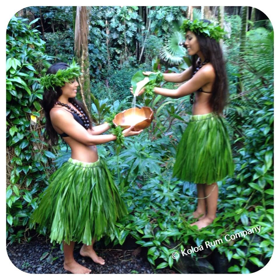 Koloa Rum Photo Shoot at the National Tropical Botanical Gardens.  It's all about the   sugar.