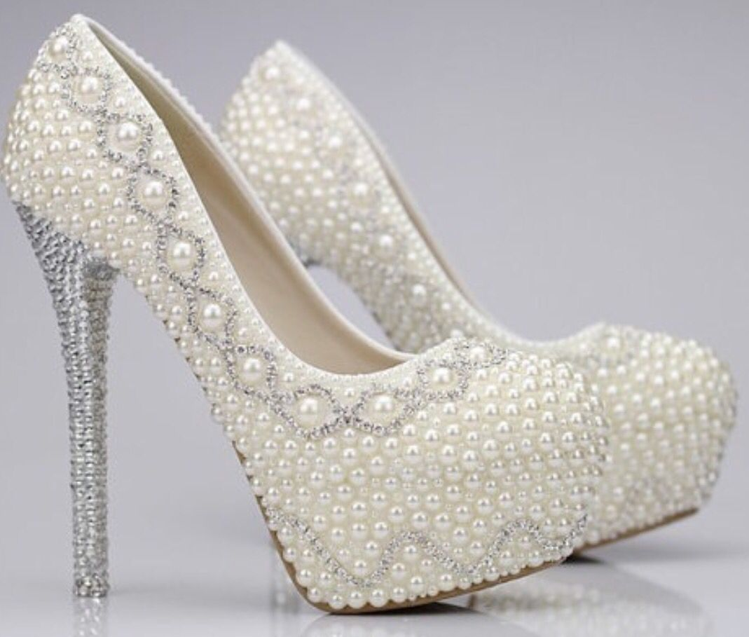 high hels   Shoes   Pinterest   Wedding shoes, shoes, shoes, Shoes and Bridal Shoes 963792