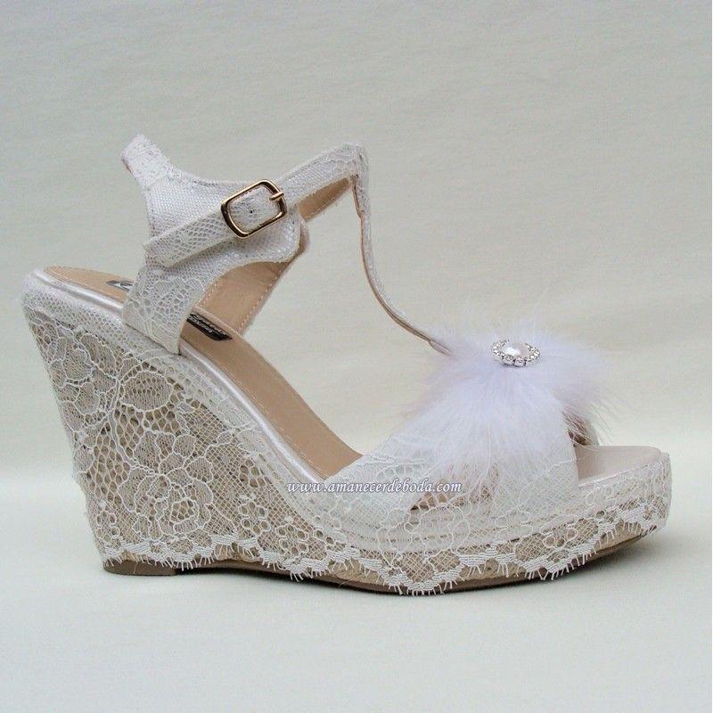 Más de 1000 imágenes sobre zapatos novia en Pinterest