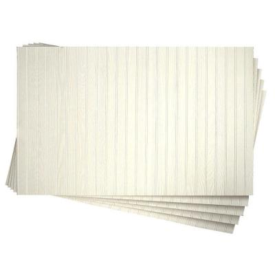 3 16 In X 32 In X 48 In Dpi Pinetex White Wainscot Panel 5