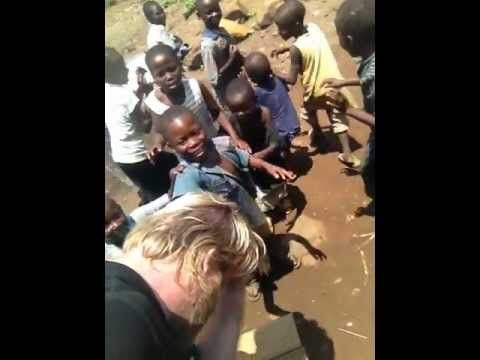 first white man in africa