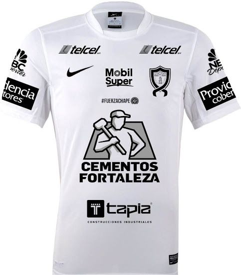 6bbe7811d0809 Special Nike Club Pachuca Chapecoense Tribute Kit