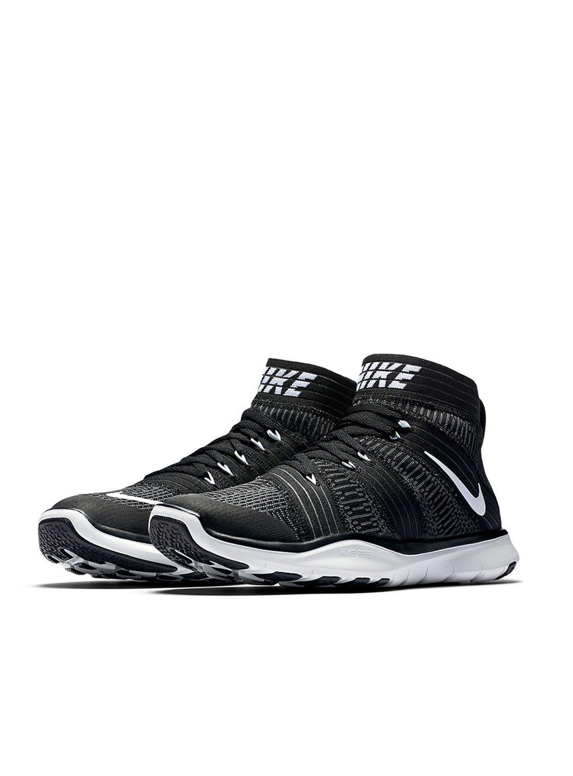 Nike Libre Vertueux Hommes Noirs