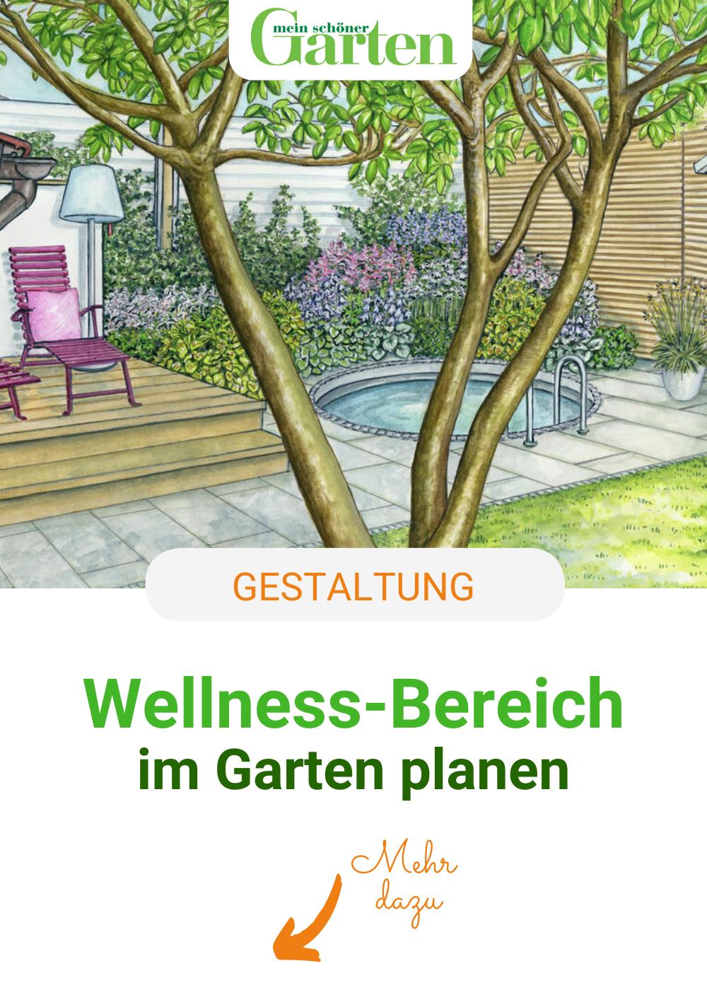 1 Garten 2 Ideen Ein Kleiner Wellnessbereich Entsteht In 2020 Garten Planen Garten Garten Gestalten