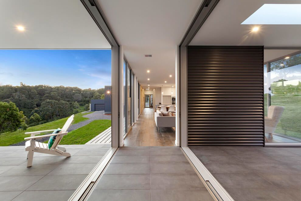 House Kangaroo Ground Pavilion by SL Building