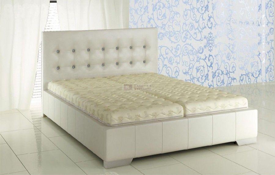 80209 łóżko Tapicerowane łóżka Tapicerowane Pomysł Na