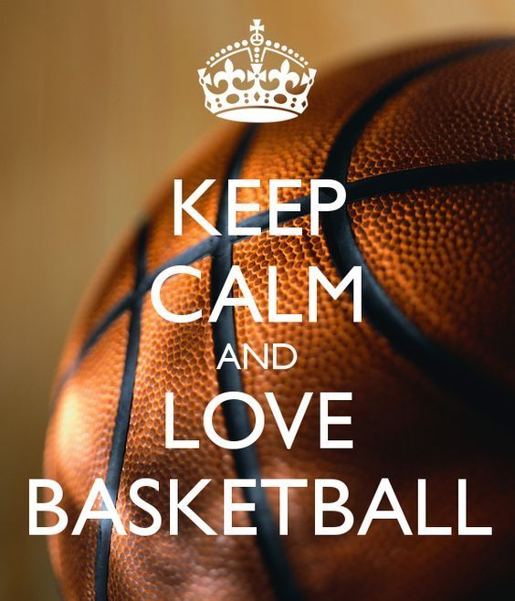 20 Cool Collection Of Quotes About Love: Love Basketball Quotes Keep Calm Cool Basketball Cool