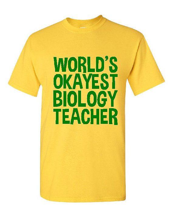 Biology Teacher or Nurse?