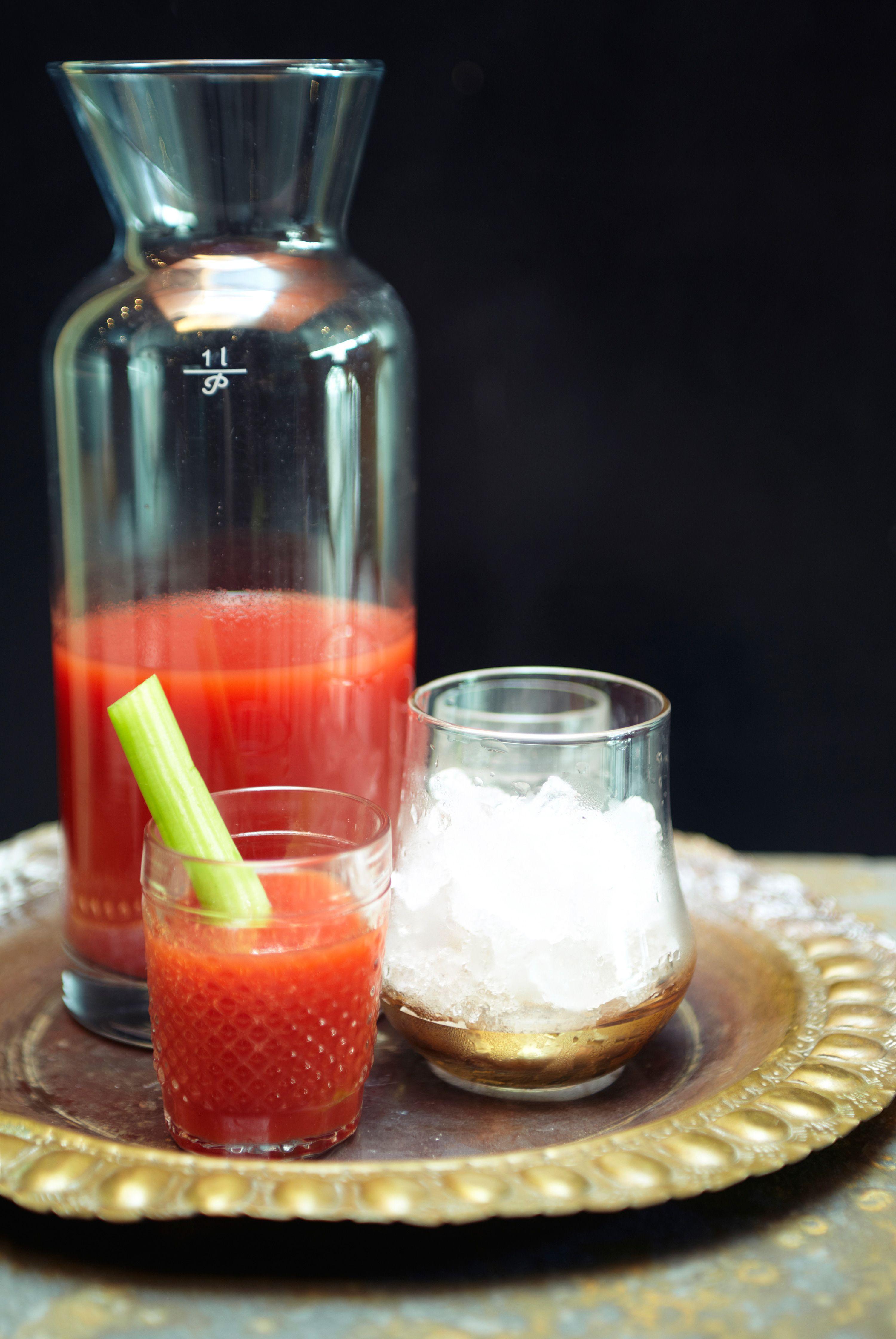 Чем заменить томатный сок на диете