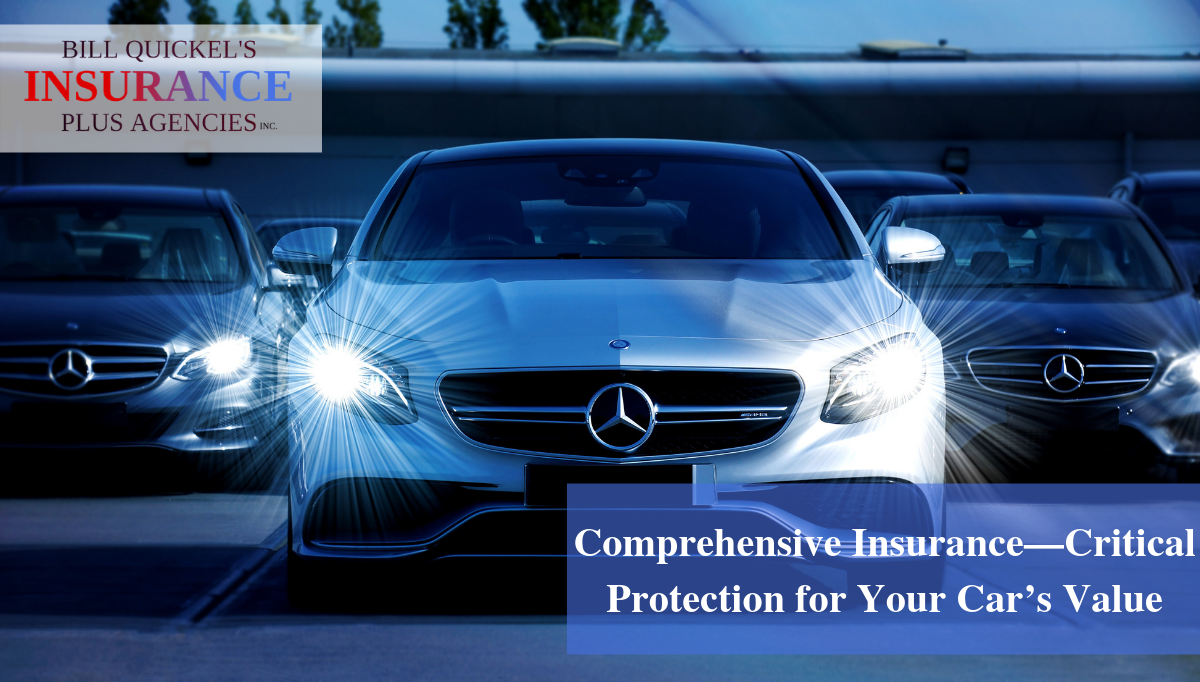 8203 The Term Comprehensive Auto Insurance Is Very Misleading