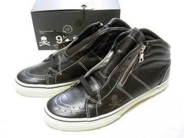 Visvim x Mastermind Japan Logan | wistlish | Sneakers