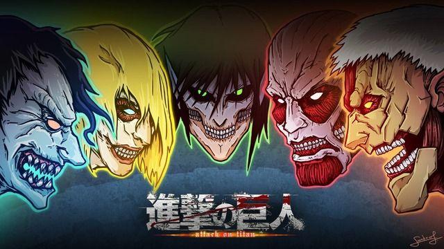 Anime Like Shingeki No Kyojin Anime Recommendation Anime