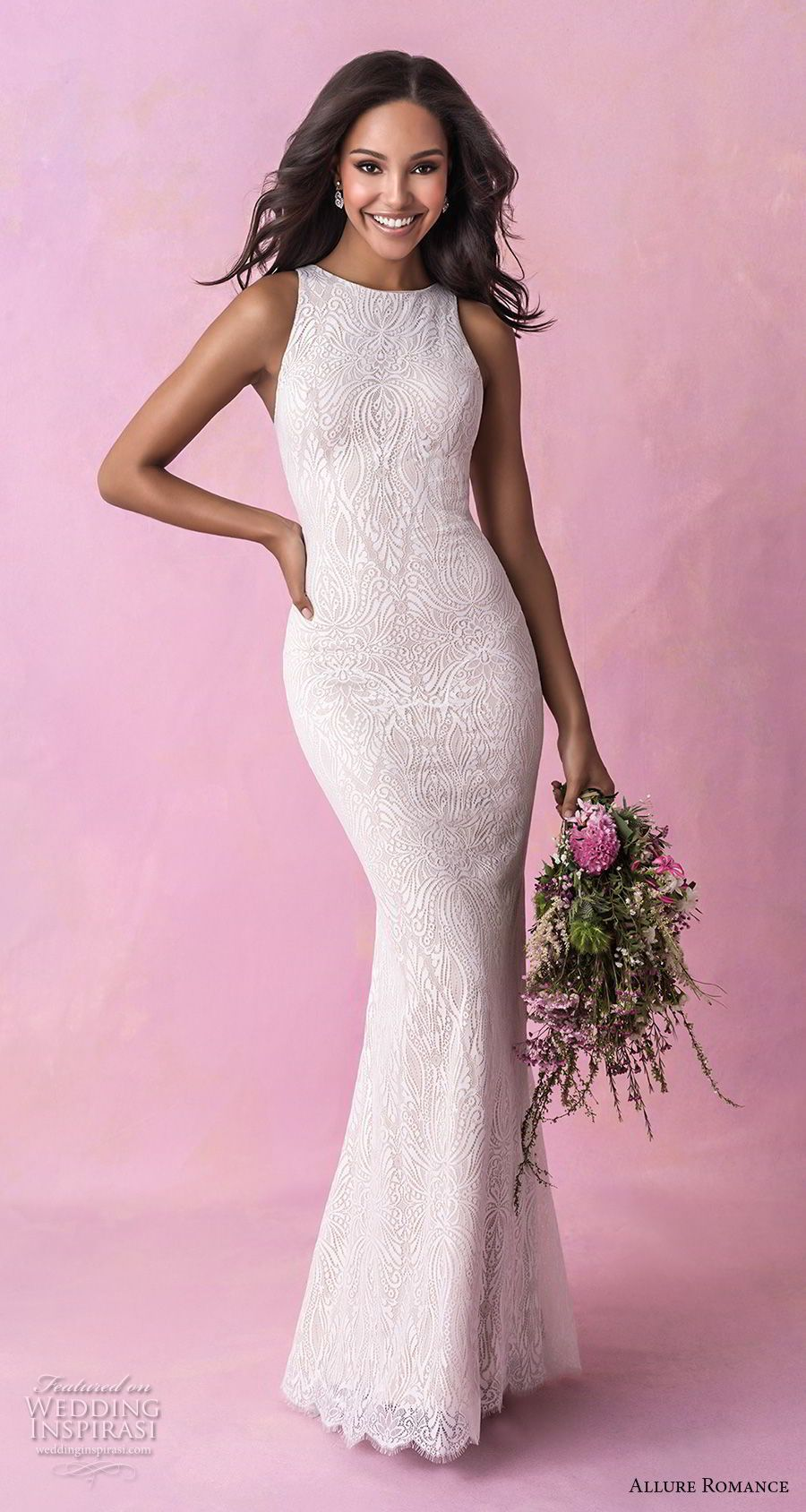 Allure Romance Fall 2018 Wedding Dresses | Novios