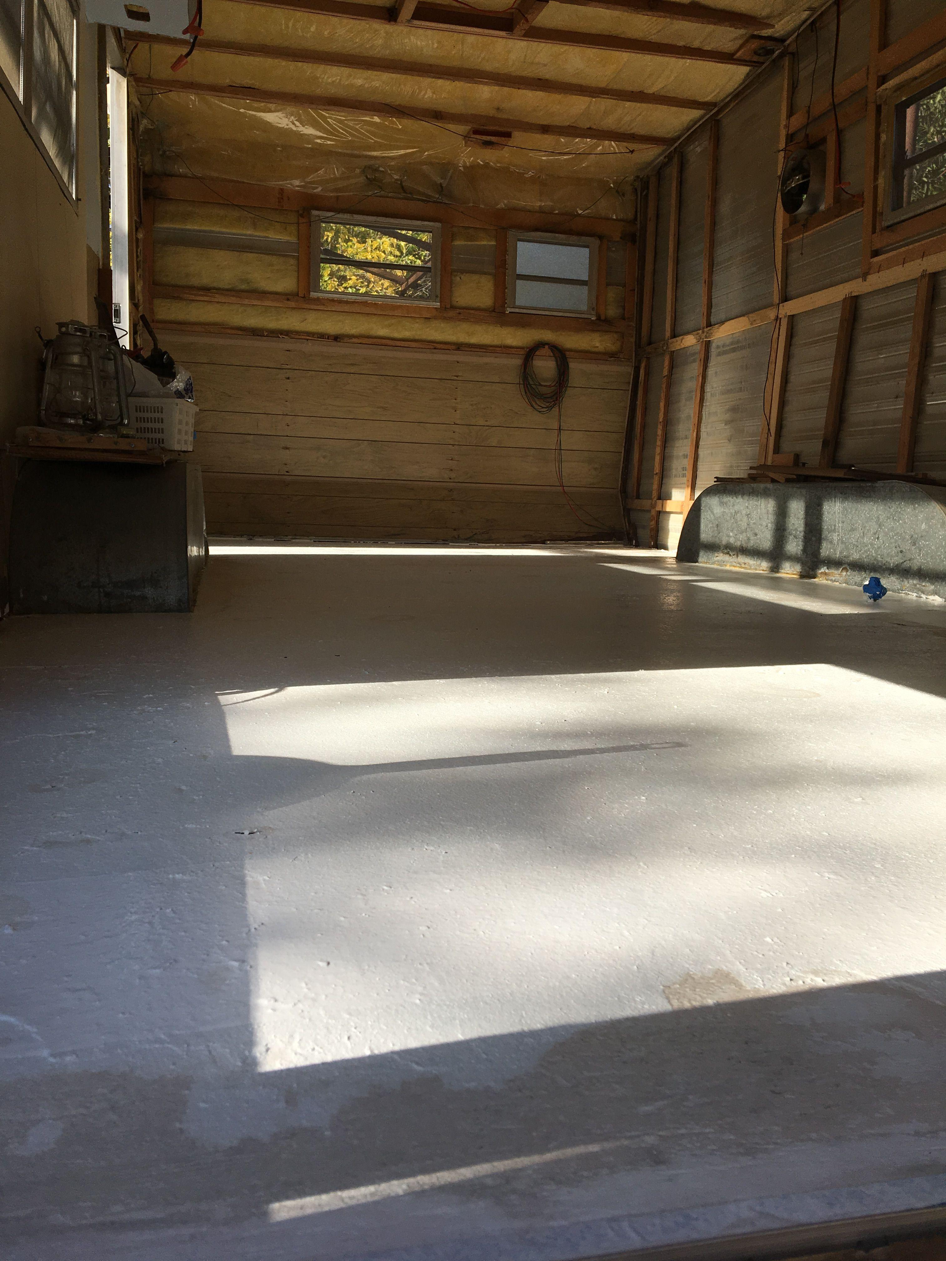 Floor Is Sealed With 2 Coats Of Kilz 2 Primer Kilz Landmark
