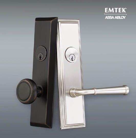 Emtek Door Hardware Classic Designs Timeless Style Emtek Door Hardware Emtek Classic Doors
