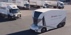 Electric truck start up Einride to expand to USA electrive