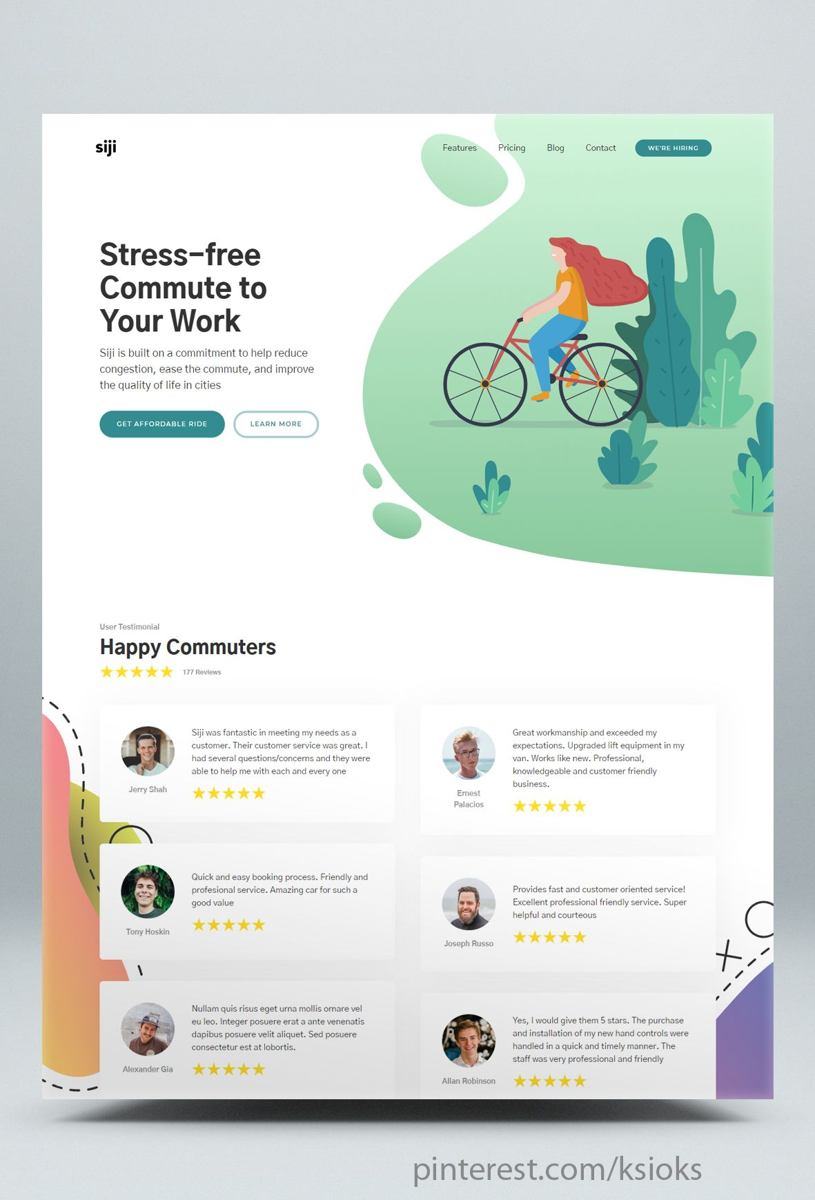 Digital Marketing And Agency Html Website Template With A Clean Contemporary And Attention Grabbing De Website Template Html Website Templates Template Design