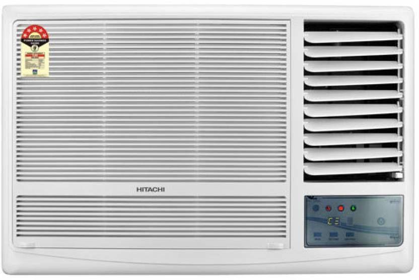 Hitachi 1 Ton 5 Star Window Ac Raw511kud Kaze Plus White Air Conditioner Prices Window Air Conditioner Portable Air Conditioner