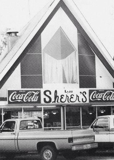 Old Sherer S Restaurant Find This Pin And More On New Albany Ms