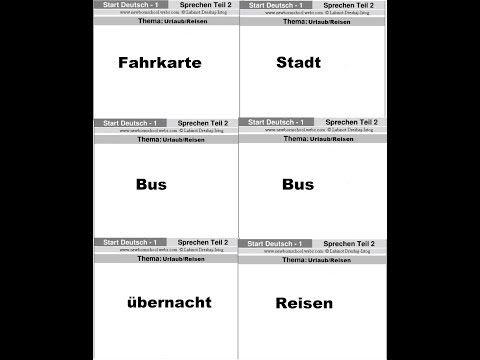 A1 start deutsch 1 test
