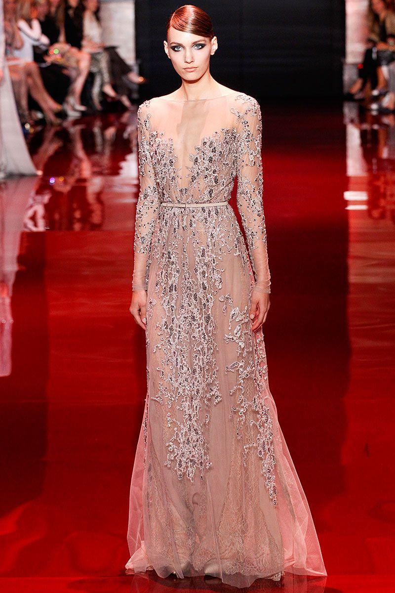 Elie Saab Haute Couture - Otoño-Invierno 2013/2014 | Runway ...