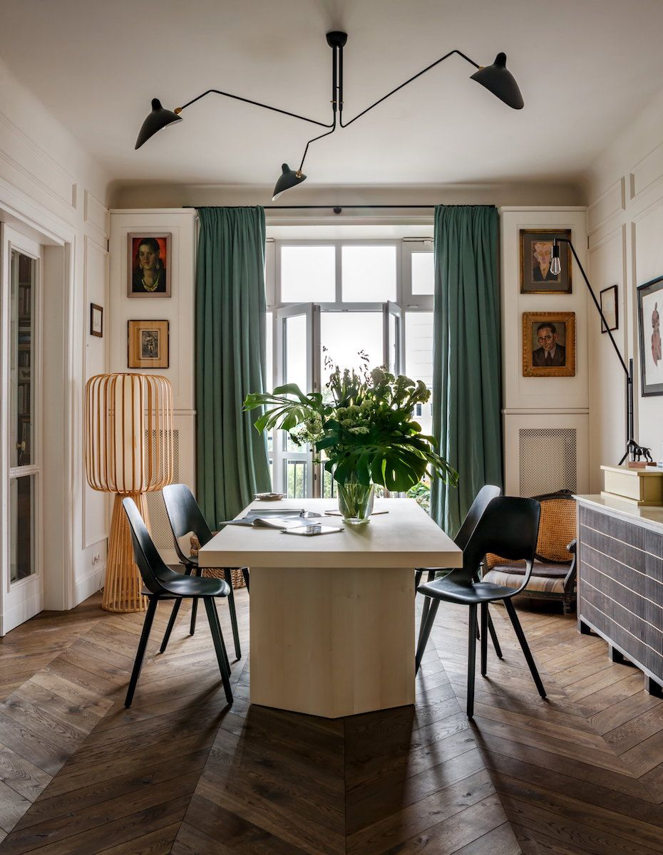 Appartamento in stile francese a Varsavia - Foto - Living Corriere ...