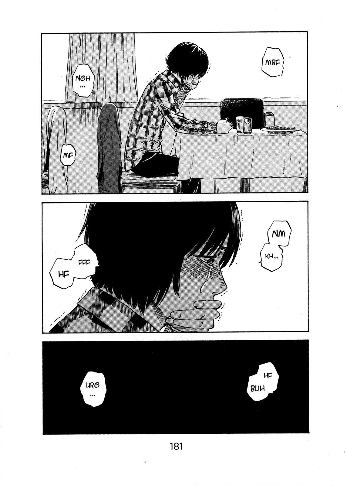 Aku no Hana Chapter 42 Page 24 The flowers of evil, Hana