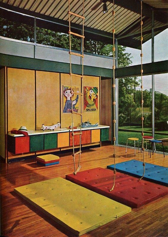 1970 Home Interior Decorating Hcdj Mid Century Modern Old