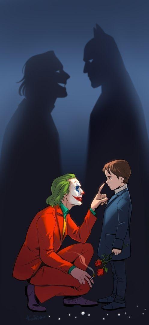 Pin By Sergio Roman Perez Silva On Joker Art Batman Vs Joker Joker Art Joker Hd Wallpaper Batman joker joker hd wallpaper