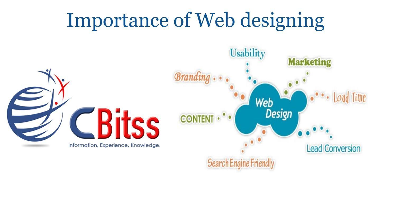 Importance Of Web Designing Web Design Web Design Course Design