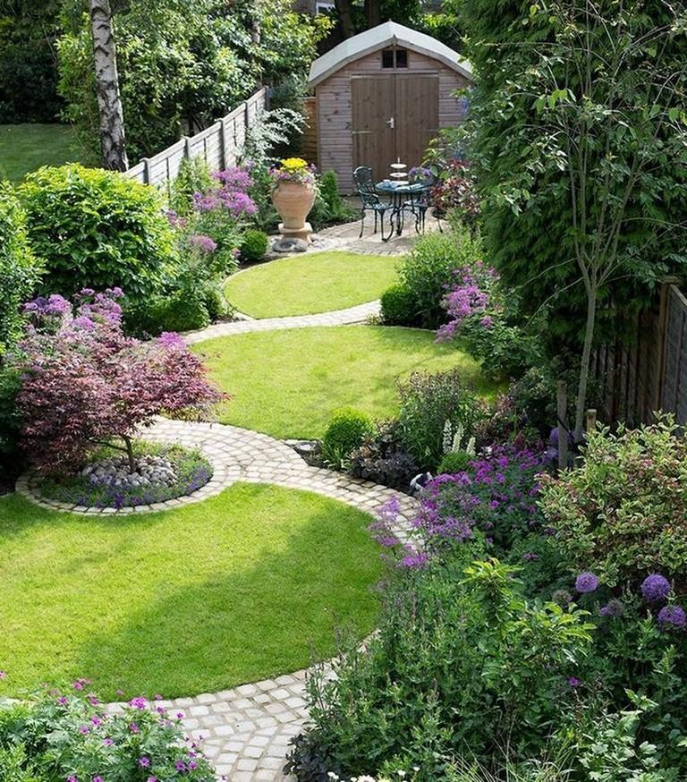 11 Amazing Diy Cottage Garden Ideas Small Garden Design Minimalist Garden Garden Design