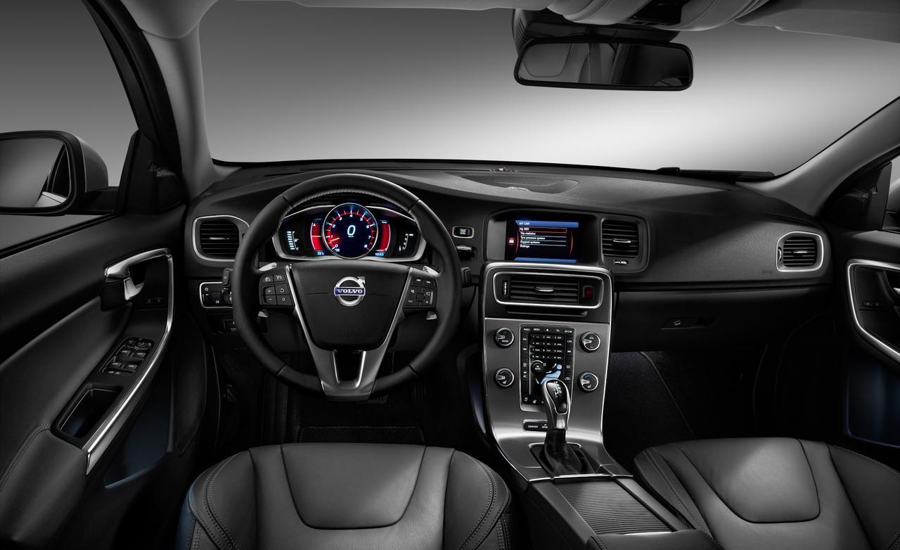 Volvo V60 Interior 2014 Volvo V40 Volvo V60 Volvo S60