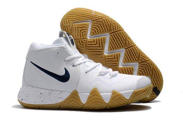 big sale e9aa5 0a569 2018 Nike Kyrie 4 White Gum
