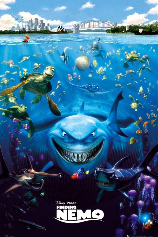 Finding Nemo Poster
