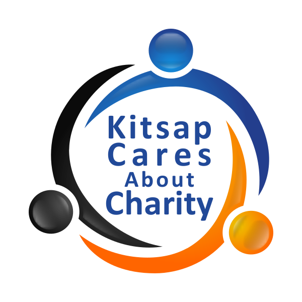 Kitsap Cares About Charity logo