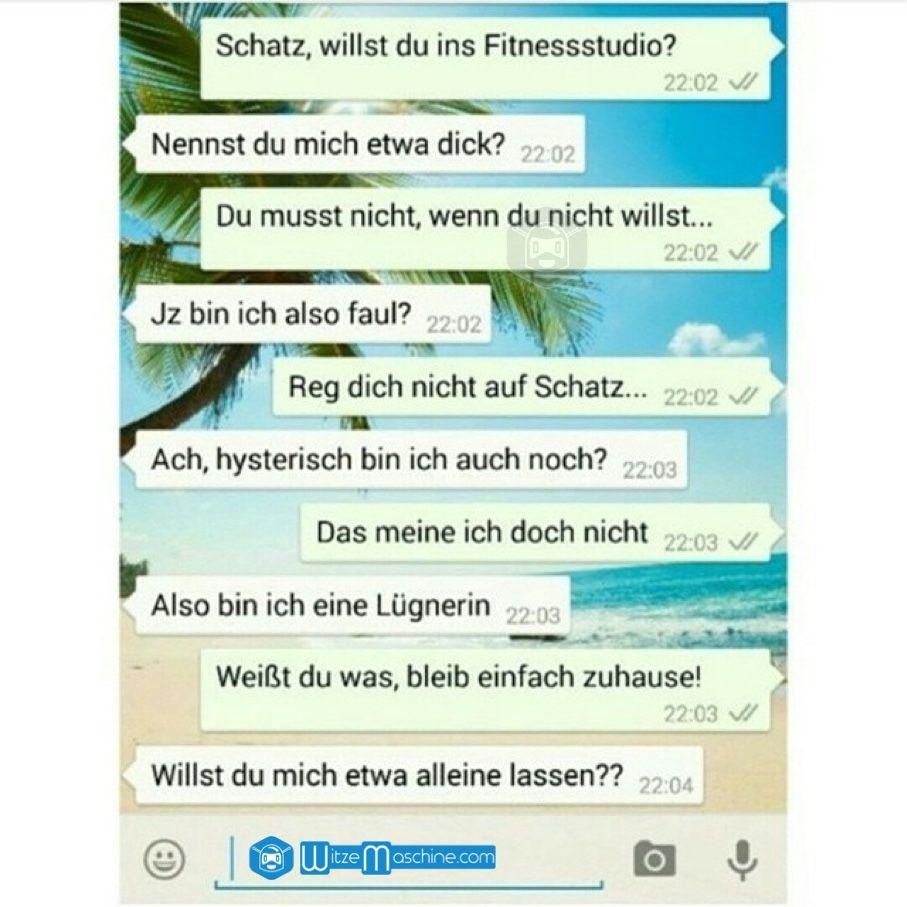 Lustige WhatsApp Bilder und Chat Fails 16 – Dicken Witze Fitness