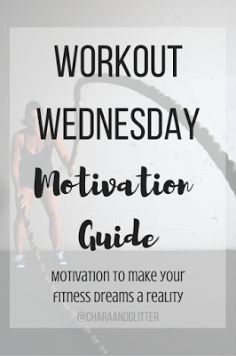 Now that you've got your fitness plan in hand, you are ready to begin, or are you? I remember the first time I set foot in the gym, it was a scary place to venture alone. Here is some motivation to take that first step and make your fitness dreams a reality. #idreaminglitter #workoutwednesday #motivation