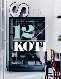 I'm hoping that this book becomes available on Amazon UK. a Finnish-Danish-style wooden house decorated apartment, as well as the dream of a dramatic black and white harmony    http://rouvajonesinkotona.blogspot.com/2013/01/12-x-koti-kurkkaus.html