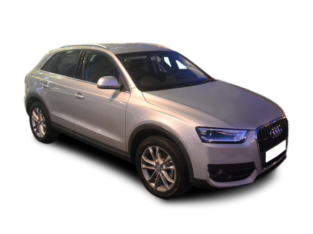 #HighMileage #Audi Q3 Estate 20 Tdi Quattro Se 5dr #CarLeasing - #Permonth #HighMileageLease