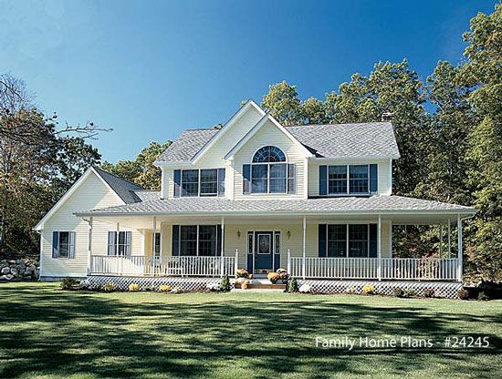Country Home Designs For The Home Porch House Plans Farmhouse
