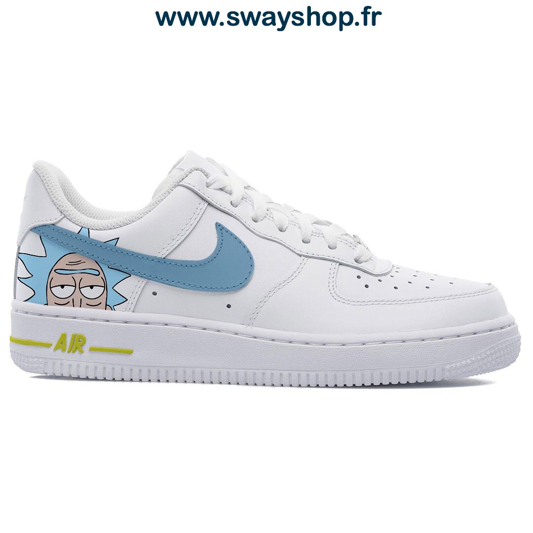 air force 1 uomo word
